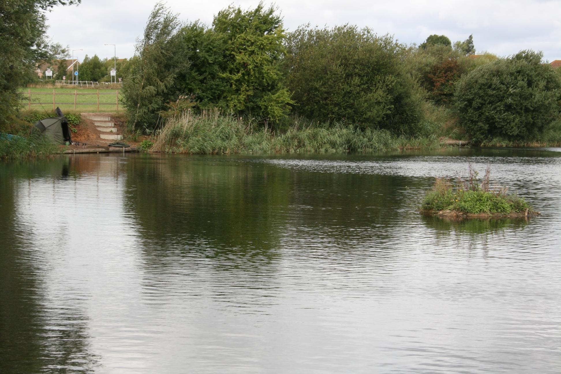 Private carp fishing venue in essex pipe lake for Private fishing lakes